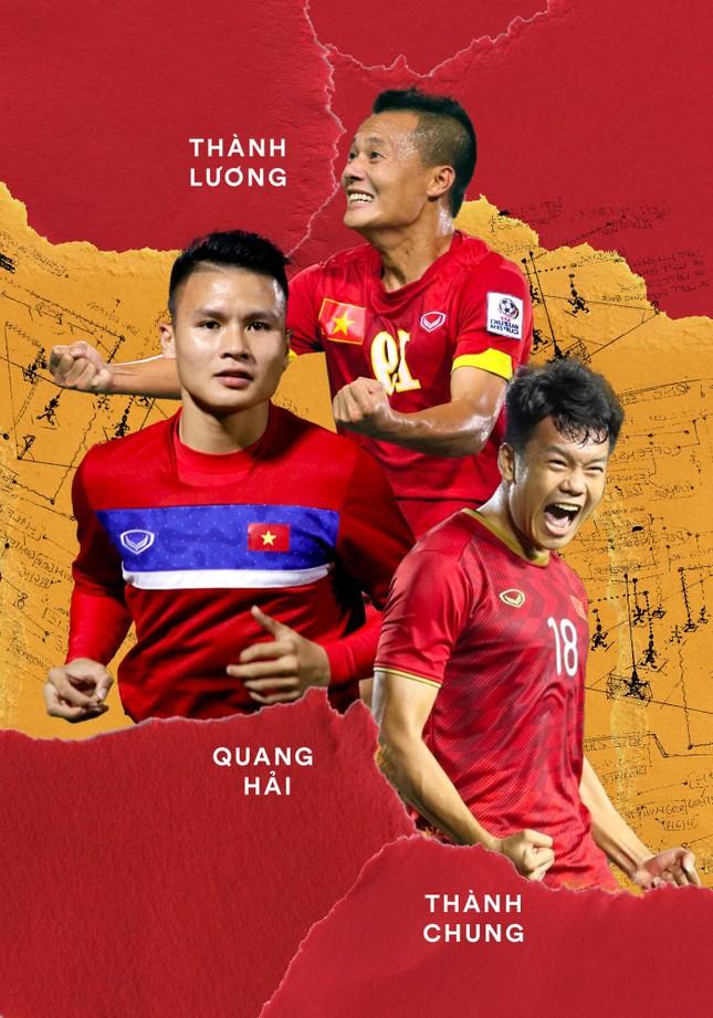 Quang Hải và nhiều danh thủ xác nhận tham dự trận bóng gây quỹ ủng hộ miền Trung của Jack ảnh 1