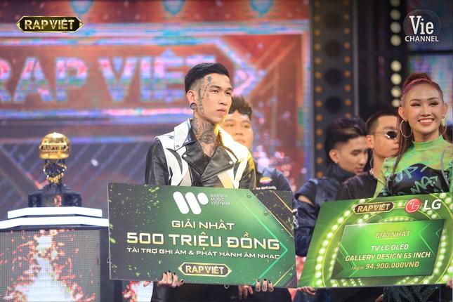 """Karik hối hận vì chọn sai chủ đề cho G.Ducky, Á quân Rap Việt nói về """"lời nguyền á quân"""" ảnh 3"""