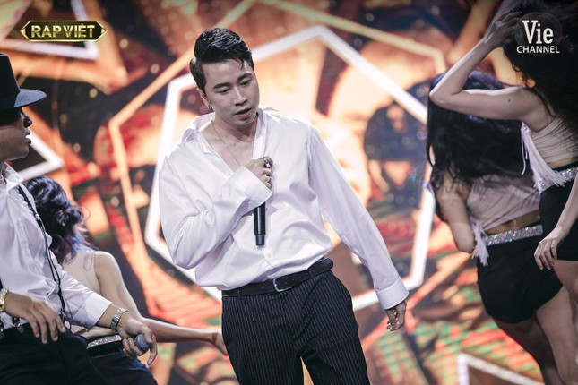 """Karik hối hận vì chọn sai chủ đề cho G.Ducky, Á quân Rap Việt nói về """"lời nguyền á quân"""" ảnh 2"""