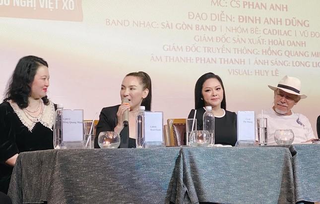 Như Quỳnh mời Phi Nhun-Mạnh Quỳnh hát, nói về tin đồn giảm sút phong độ ảnh 1