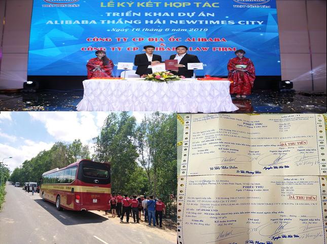 Địa ốc Alibaba vươn vòi 'vẽ' dự án ở Bình Thuận ảnh 1
