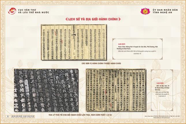 Hé lộ nhiều sử liệu quí về Nghệ An trong Mộc bản triều Nguyễn ảnh 2