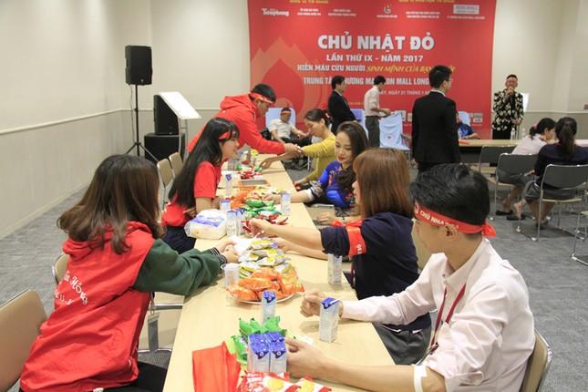 Lần đầu tiên doanh nghiệp FDI tham gia Chủ Nhật Đỏ ảnh 15