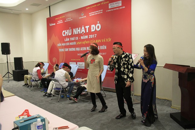 Lần đầu tiên doanh nghiệp FDI tham gia Chủ Nhật Đỏ ảnh 16