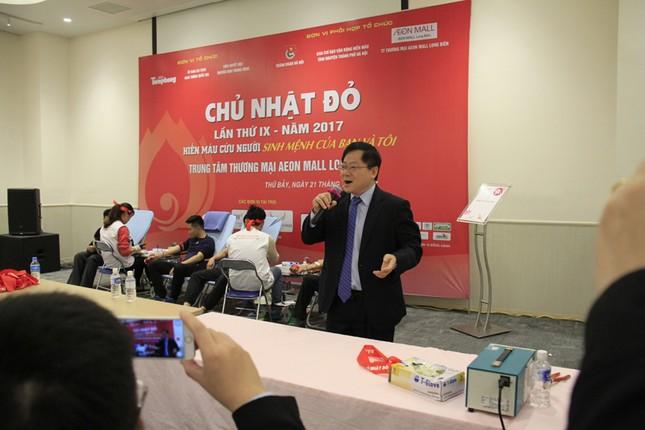 Lần đầu tiên doanh nghiệp FDI tham gia Chủ Nhật Đỏ ảnh 17