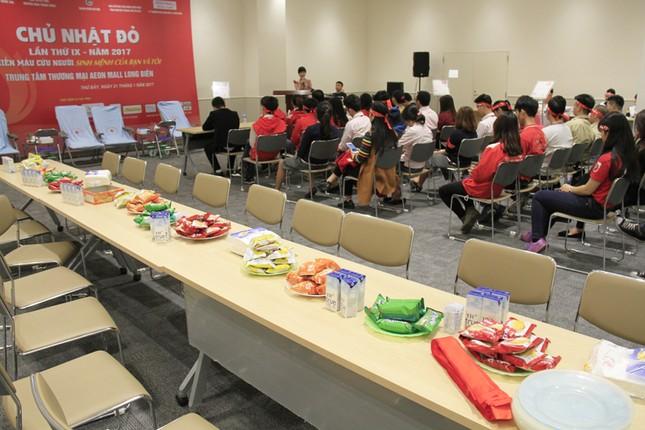 Lần đầu tiên doanh nghiệp FDI tham gia Chủ Nhật Đỏ ảnh 1
