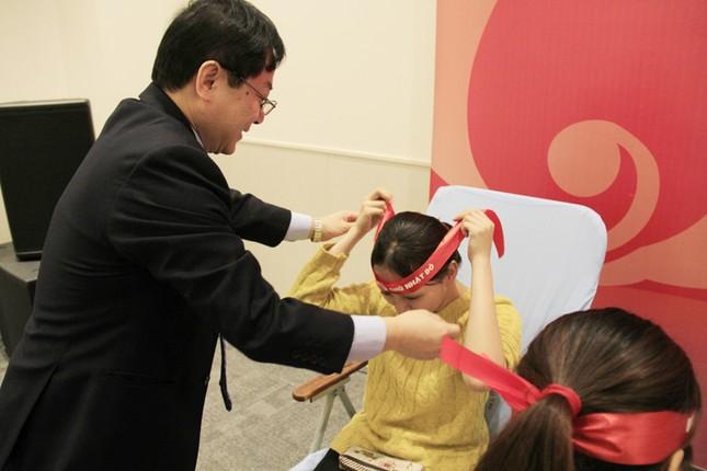 Lần đầu tiên doanh nghiệp FDI tham gia Chủ Nhật Đỏ ảnh 5