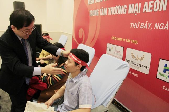 Lần đầu tiên doanh nghiệp FDI tham gia Chủ Nhật Đỏ ảnh 6
