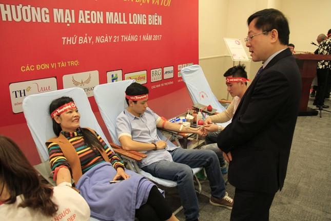 Lần đầu tiên doanh nghiệp FDI tham gia Chủ Nhật Đỏ ảnh 8