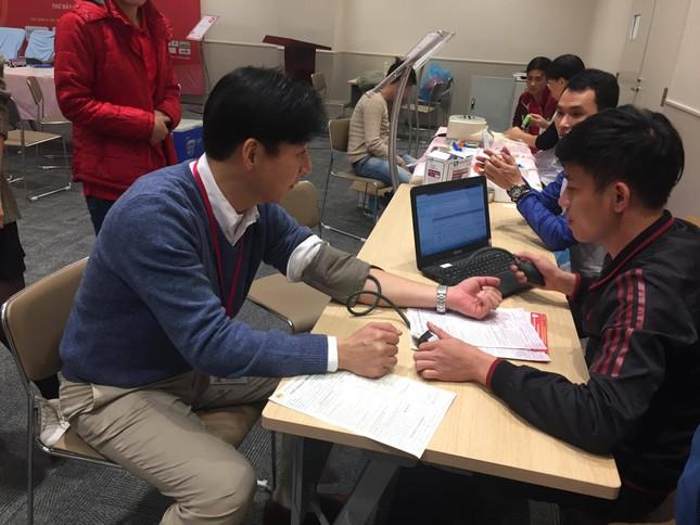 Lần đầu tiên doanh nghiệp FDI tham gia Chủ Nhật Đỏ ảnh 9