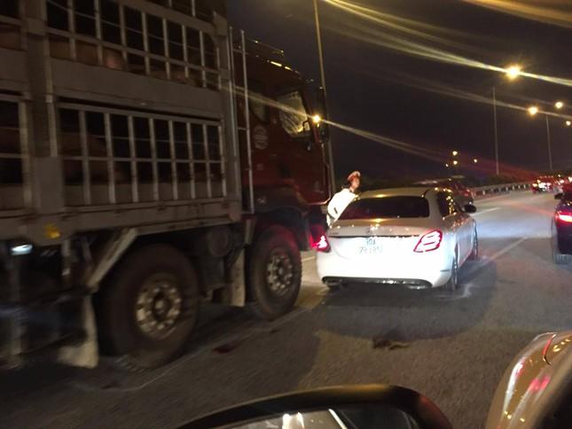 Ùn tắc kinh hoàng gần 10km trên cao tốc Cầu Giẽ - Ninh Bình ảnh 4