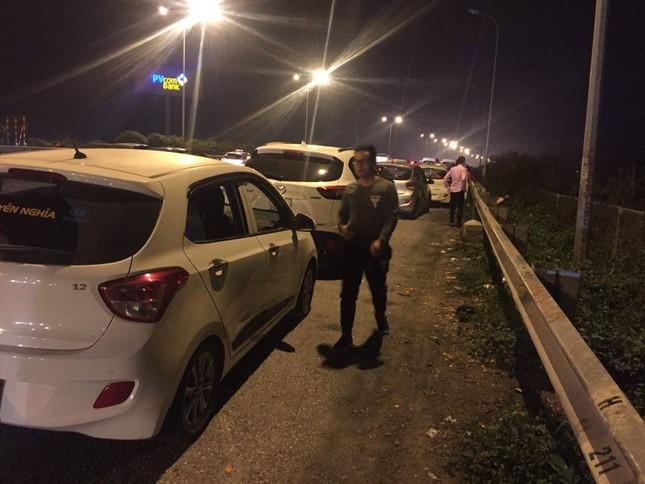 Ùn tắc kinh hoàng gần 10km trên cao tốc Cầu Giẽ - Ninh Bình ảnh 6