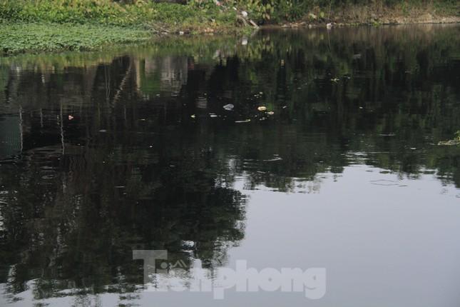 Cả dòng sông đen kịt, bốc mùi hôi thối ở Hải Dương ảnh 8