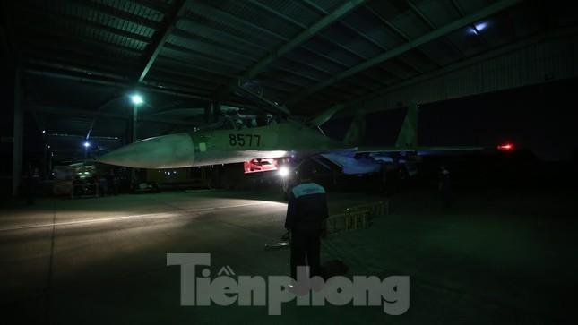 Su-30MK2 – Những 'thiên binh' canh trời - giữ biển ảnh 5