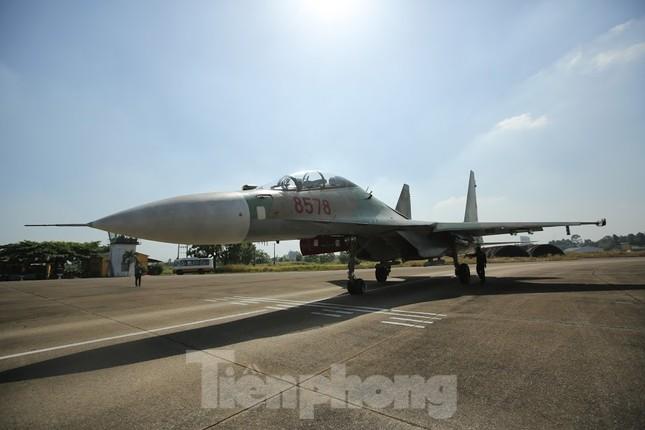 Su-30MK2 – Những 'thiên binh' canh trời - giữ biển ảnh 3
