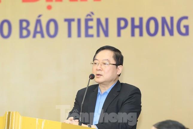 Sáp nhập báo Sinh viên Việt Nam vào báo Tiền Phong ảnh 5