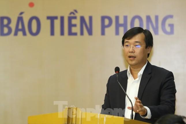 Sáp nhập báo Sinh viên Việt Nam vào báo Tiền Phong ảnh 6