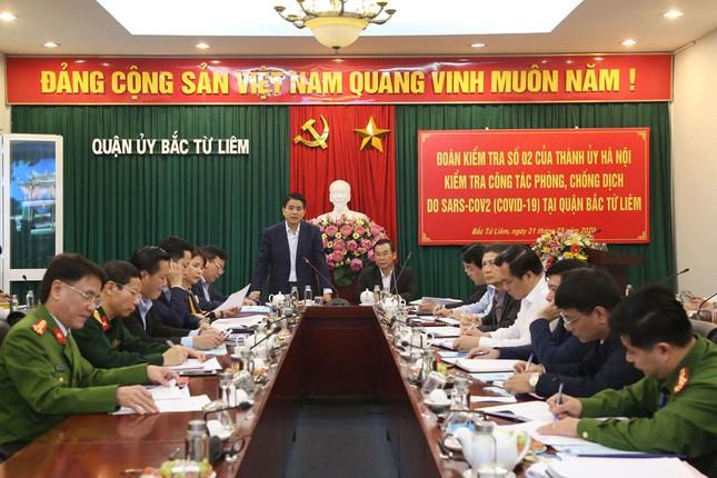 Ông Nguyễn Đức Chung: Hai tuần tới là thời gian quyết định với Việt Nam và Hà Nội ảnh 1