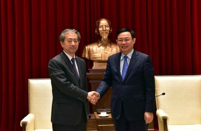 Đại sứ Trung Quốc nói về dự án đường sắt Cát Linh - Hà Đông ảnh 1