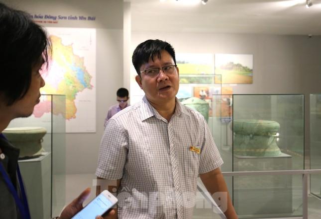 Thăm bảo tàng 'hoành tráng' vừa khánh thành chào mừng ĐH Đảng bộ tỉnh Yên Bái ảnh 11