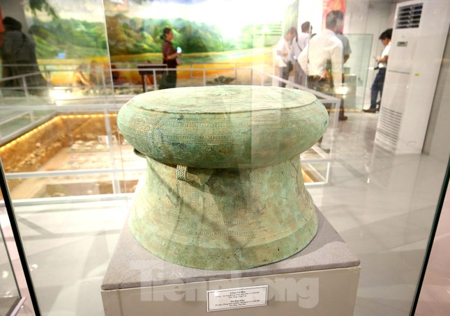 Thăm bảo tàng 'hoành tráng' vừa khánh thành chào mừng ĐH Đảng bộ tỉnh Yên Bái ảnh 5