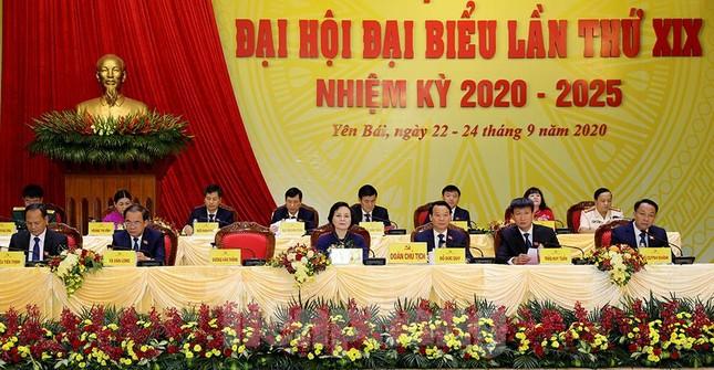 Bầu 15 người tham gia Đoàn Chủ tịch Đại hội Đảng bộ tỉnh Yên Bái ảnh 2