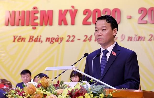 Bầu 15 người tham gia Đoàn Chủ tịch Đại hội Đảng bộ tỉnh Yên Bái ảnh 4