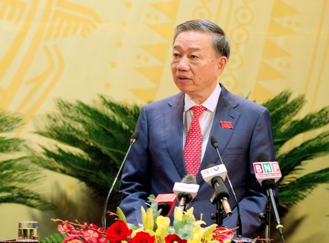 Ủy viên Bộ Chính trị, Bộ trưởng Tô Lâm: Nâng cao trách nhiệm nêu gương của người đứng đầu ảnh 1
