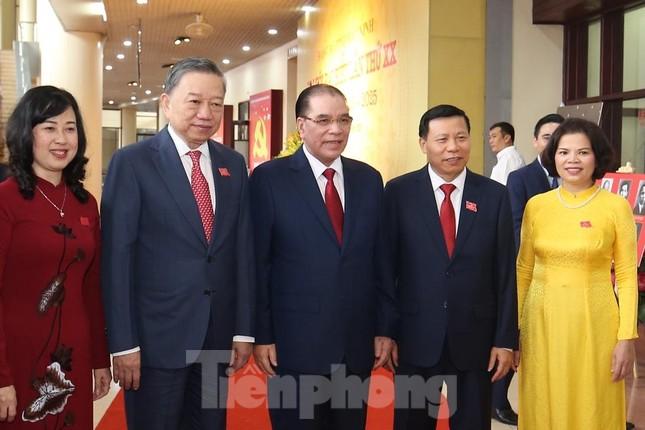 Ủy viên Bộ Chính trị, Bộ trưởng Tô Lâm: Nâng cao trách nhiệm nêu gương của người đứng đầu ảnh 2