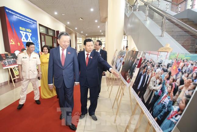 Ủy viên Bộ Chính trị, Bộ trưởng Tô Lâm: Nâng cao trách nhiệm nêu gương của người đứng đầu ảnh 3