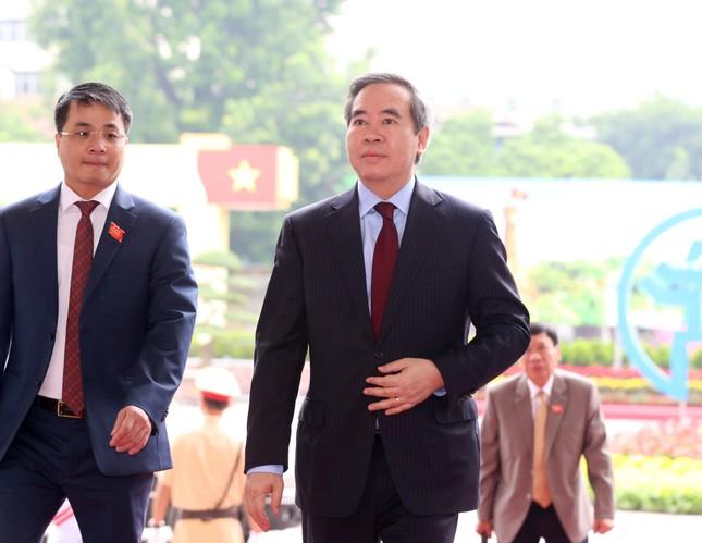 Tổng Bí thư, Chủ tịch nước dự phiên khai mạc Đại hội Đảng bộ TP Hà Nội ảnh 8