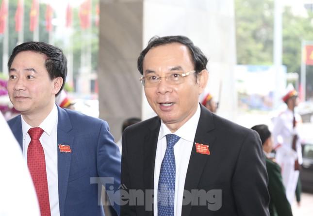 Tổng Bí thư, Chủ tịch nước dự phiên khai mạc Đại hội Đảng bộ TP Hà Nội ảnh 11
