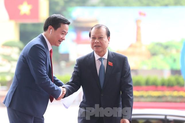 Tổng Bí thư, Chủ tịch nước dự phiên khai mạc Đại hội Đảng bộ TP Hà Nội ảnh 20