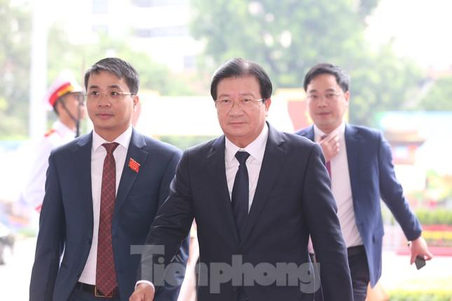 Tổng Bí thư, Chủ tịch nước dự phiên khai mạc Đại hội Đảng bộ TP Hà Nội ảnh 17