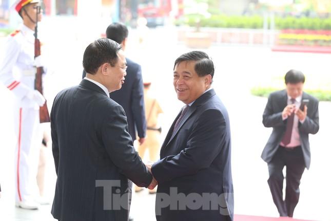 Tổng Bí thư, Chủ tịch nước dự phiên khai mạc Đại hội Đảng bộ TP Hà Nội ảnh 21