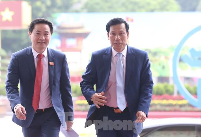 Tổng Bí thư, Chủ tịch nước dự phiên khai mạc Đại hội Đảng bộ TP Hà Nội ảnh 22