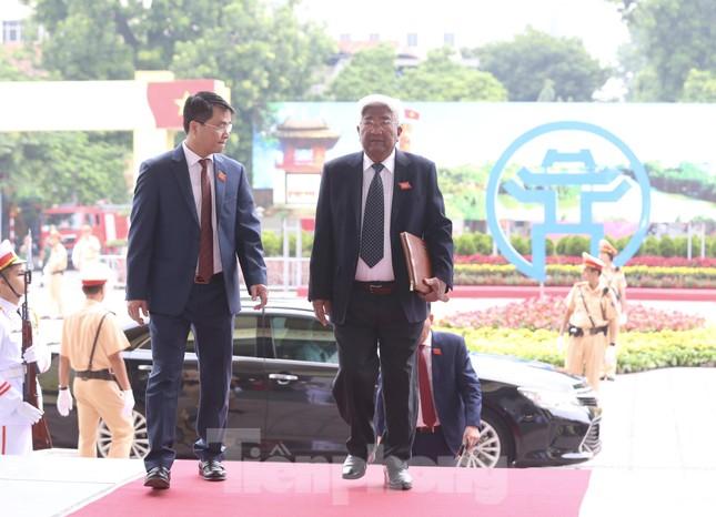 Tổng Bí thư, Chủ tịch nước dự phiên khai mạc Đại hội Đảng bộ TP Hà Nội ảnh 13