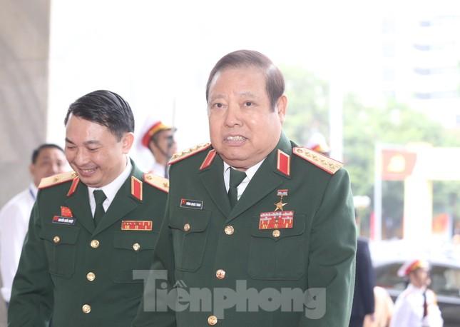 Tổng Bí thư, Chủ tịch nước dự phiên khai mạc Đại hội Đảng bộ TP Hà Nội ảnh 15