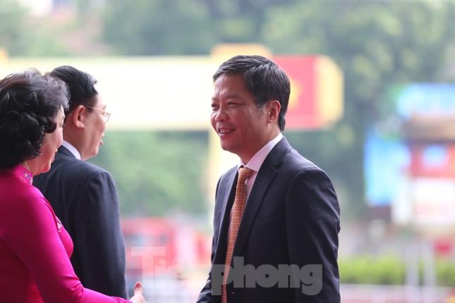 Tổng Bí thư, Chủ tịch nước dự phiên khai mạc Đại hội Đảng bộ TP Hà Nội ảnh 24