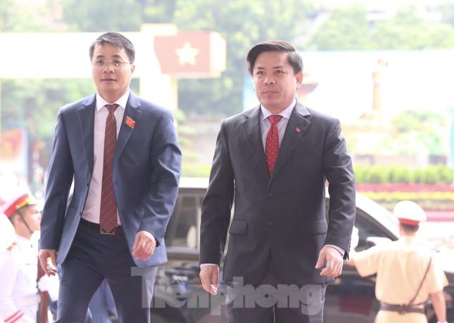 Tổng Bí thư, Chủ tịch nước dự phiên khai mạc Đại hội Đảng bộ TP Hà Nội ảnh 25