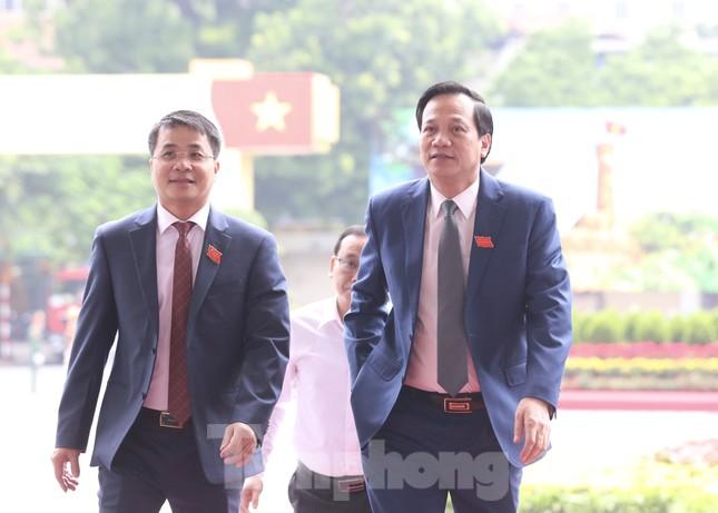 Tổng Bí thư, Chủ tịch nước dự phiên khai mạc Đại hội Đảng bộ TP Hà Nội ảnh 26