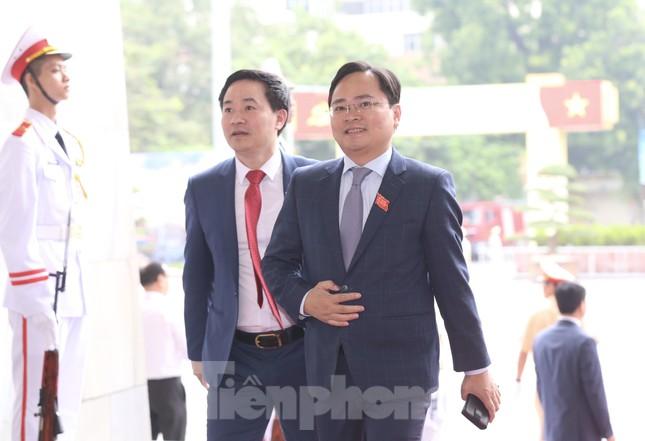 Tổng Bí thư, Chủ tịch nước dự phiên khai mạc Đại hội Đảng bộ TP Hà Nội ảnh 28