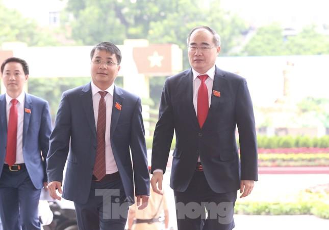 Tổng Bí thư, Chủ tịch nước dự phiên khai mạc Đại hội Đảng bộ TP Hà Nội ảnh 9