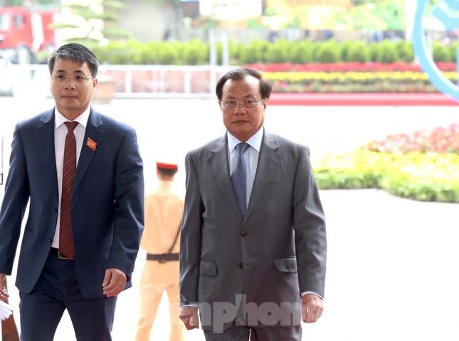 Tổng Bí thư, Chủ tịch nước dự phiên khai mạc Đại hội Đảng bộ TP Hà Nội ảnh 14