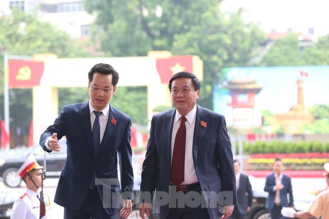 Tổng Bí thư, Chủ tịch nước dự phiên khai mạc Đại hội Đảng bộ TP Hà Nội ảnh 18