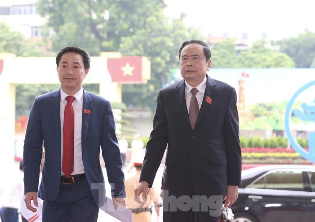 Tổng Bí thư, Chủ tịch nước dự phiên khai mạc Đại hội Đảng bộ TP Hà Nội ảnh 10