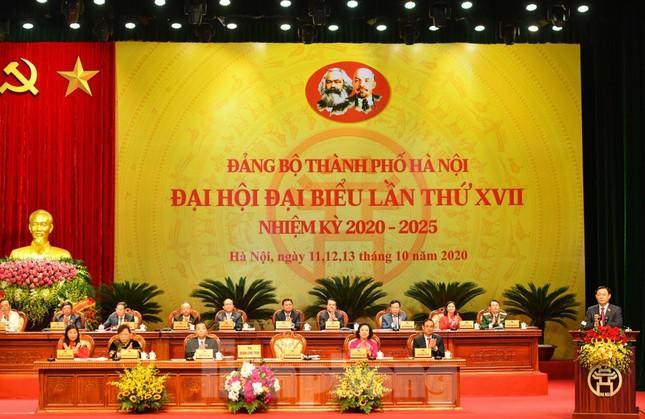 Nhiều Bí thư tỉnh, thành dự Đại hội Đảng bộ Hà Nội ảnh 4
