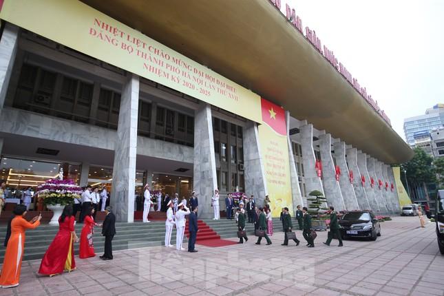 Nhiều Bí thư tỉnh, thành dự Đại hội Đảng bộ Hà Nội ảnh 1