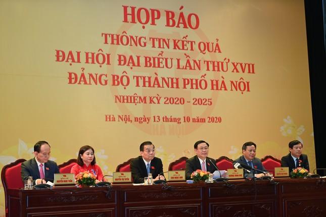 Bí thư Hà Nội nói về việc sắp xếp nhân sự khóa mới ảnh 1