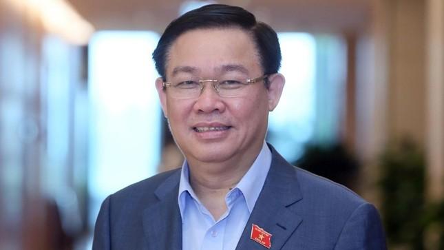 Ông Vương Đình Huệ tái đắc cử Bí thư Thành ủy Hà Nội với số phiếu tuyệt đối ảnh 1